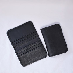 Fair Trade Leather Credit Card Holder from Nepal