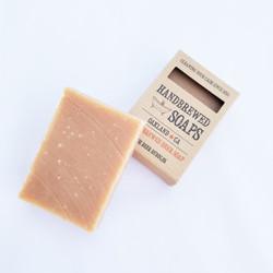 vanilla stout handbrewed all natural beer soap