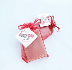 Merlot Handbrewed All Natural Wine Soap