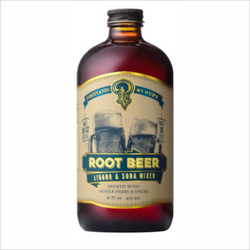 portland syrup rootbeer drink mixer