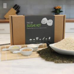 DIY sushi rolling kit