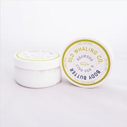 Hand made seaweed and sea salt pthalate free body butter