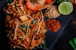 Fair Trade Thai Food Pad Thai Organic Meal Kit from Thailand