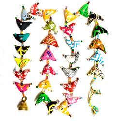 Fair Trade Prosperity Hens Tota Chime from India
