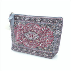 fair trade large makeup bag from Turkey