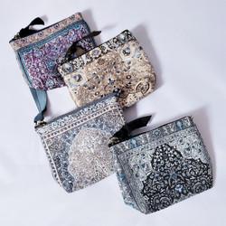 fair trade fabric coin purse from Turkey