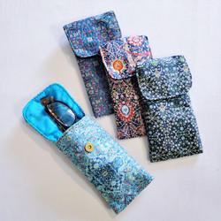 Fair trade fabric eyeglass case from Turkey