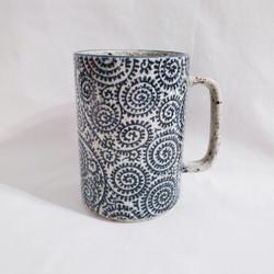 Fair trade stoneware mug from Japan