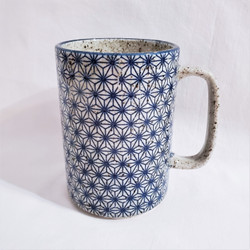 fair trade stoneware mug from Japan