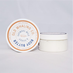 Old Whaling oatmeal milk and honey body butter