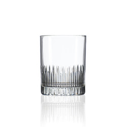 Bella double old fashioned drinking glass from United States