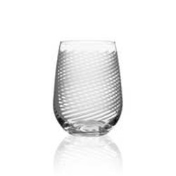 Cyclone Stemless Wine Glass from United States