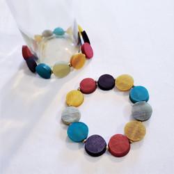 fair trade bone bracelet from India