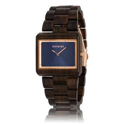 fair trade dawn wood watch from Netherlands