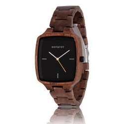 fair trade Wodan wood watch from Netherlands