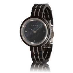 fair trade Falcony wood watch from Netherlands