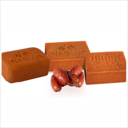 Nablus fair trade natural olive oil soap from Palestine