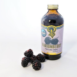 portland syrup marionberry drink mixer