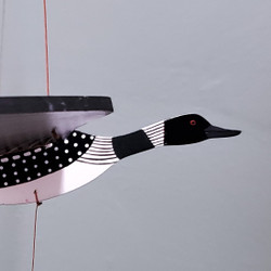 Fair Trade Flying Loon Mobile from Colombia