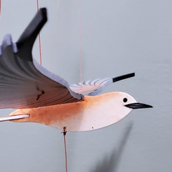 Fair Trade Flying Flycatcher Mobile from Colombia