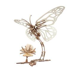 UGears mechanical model butterfly kit from Ukraine