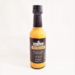 Fair trade peri peri chili sauce from Swaziland