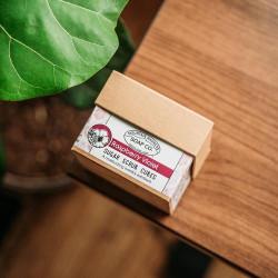 sugar scrub cubes aromatherapy