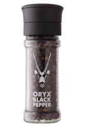Fair trade oryx desert pepper grinder from Madagascar / South Africa