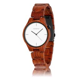 fair trade Sfinx sandalwood watch from Netherlands