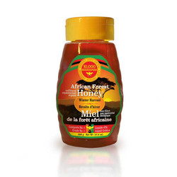 Fair trade winter harvest African forest honey from Tanzania