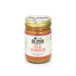 Fiji ginger almond butter with sea salt