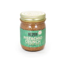 Pistachio crunch vegan almond nut butter