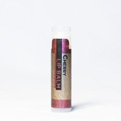 Cherry Mint shea butter and cocoa butter lip balm