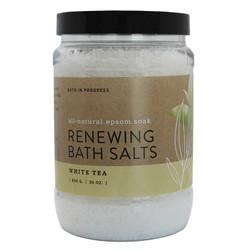 Renewing epsom salt bath soak Made in USA