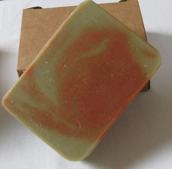 Fair Trade Tibetan Apple Cinnamon Yak Milk Soap made by Tibetan Nomads