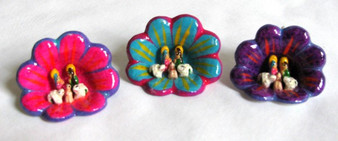 Fair Trade Hand Painted Nativity Retablo Ornament from Peru