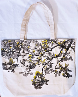 Fair Trade Screen Printed Tote Bag from Thailand