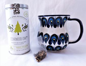 Fair Trade Organic Cedarwood Chai Tea