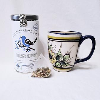 Fair Trade Organic Bluebird Morning Tea
