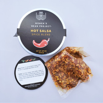 Hot Salsa Spice Blend from United States