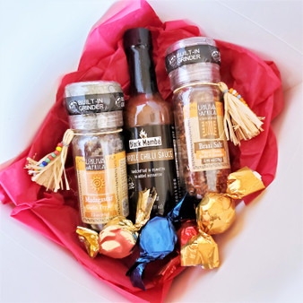 Fair Trade Cook and Snack Gift Set