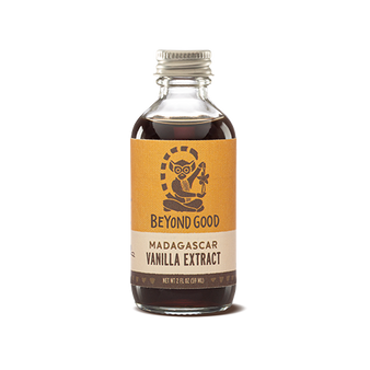 Pure Bourbon Vanilla Extract from Madagascar