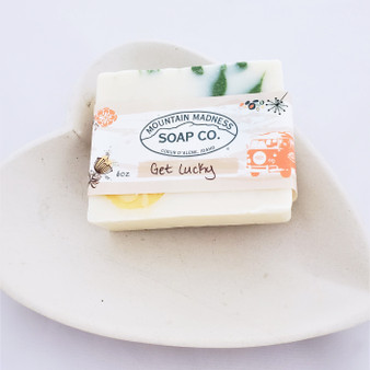 Hand Made Get Lucky Soap