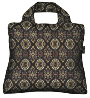Envirosax Fair Trade Royal Rock Foldable Reusable Shopping Bag