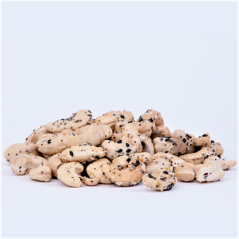 Organic Roasted Everything Bagel Cashews