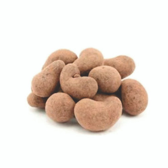 Organic Fair Trade Cocoa Dusted Cashew