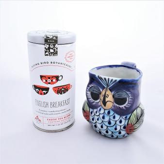 Fair Trade English Breakfast Organic Tea