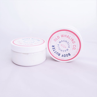 Hand made Magnolia pthalate free body butter