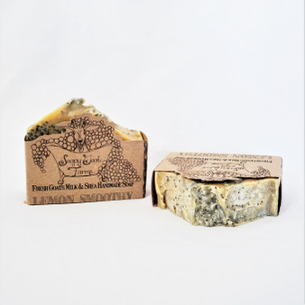 all natural hand made goat milk soap