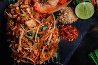 Fair Trade Thai Food Pad Thai Organic Meal Kit from Thailand